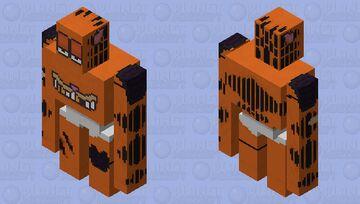 You Tried To Eat My Lasagna, Jon? Minecraft Mob Skin