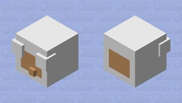 Toilet Paper (HouseHold Appliances Event) Minecraft Mob Skin