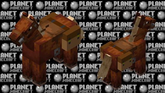 Western Horse Minecraft Skin