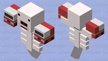 Wither Walter (The Walter Boss) Minecraft Mob Skin
