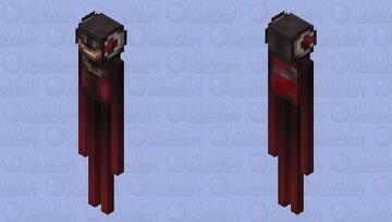 Weeping Carmine [Nether Nightmares Submission] Minecraft Mob Skin