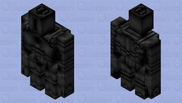 The Iron Golem ( Dark Souls ) Minecraft Mob Skin