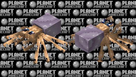 Hermit crab Minecraft Skin