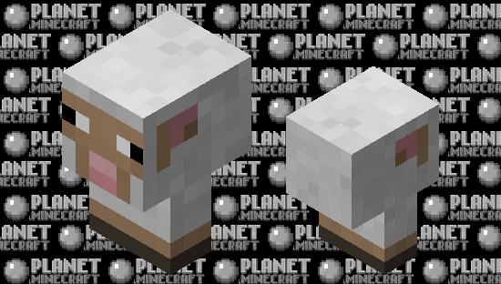 the sheep Minecraft Skin