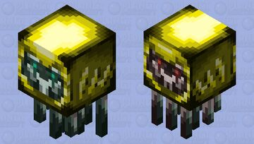 Hastur the King in Yellow Minecraft Mob Skin