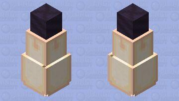 Light Bulb Minecraft Mob Skin
