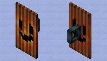 Spooky shield Minecraft Mob Skin