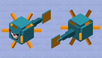 Refract Guardian Minecraft Mob Skin