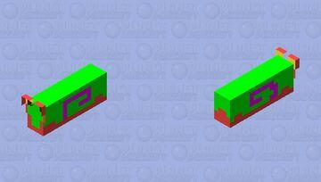 snail meow Minecraft Mob Skin
