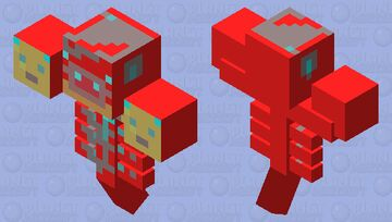 Pig wither Minecraft Mob Skin