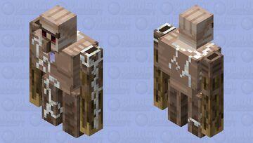 Old Arcane Golem Minecraft Mob Skin