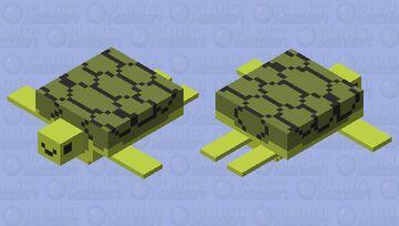Carl-Bot (Discord) Minecraft Mob Skin