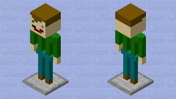 bob the armor stand Minecraft Mob Skin