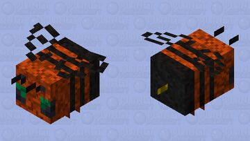 Orangeboi Minecraft Mob Skin