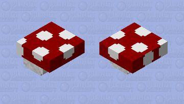 Big mushroom Minecraft Mob Skin