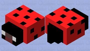Ladybug Minecraft Mob Skin