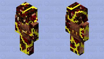Nether nightmare piglin Minecraft Mob Skin