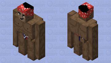 Ricardo Milos Iron Golem Minecraft Mob Skin