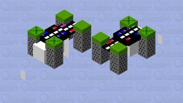 bridge Minecraft Mob Skin