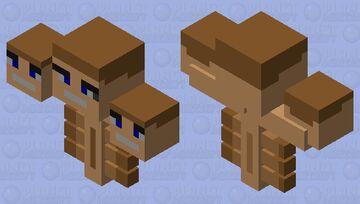Steve ..? Minecraft Mob Skin