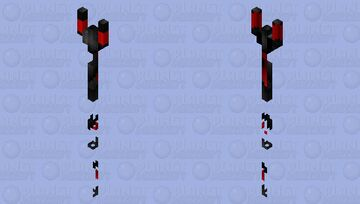 Weapon Of The Spirits Minecraft Mob Skin