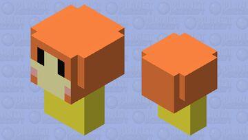 Waddle Dee Minecraft Mob Skin