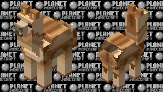 Camel Minecraft Skin
