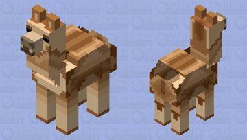 Camel Minecraft Mob Skin