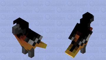 Baltimore Oriole Minecraft Mob Skin