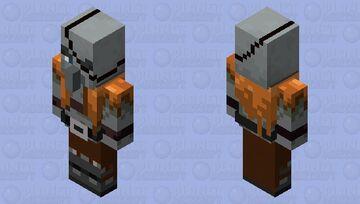 v2 detailed pants Minecraft Mob Skin
