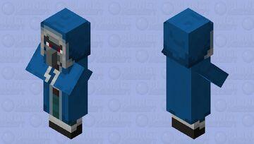 Iceologer (Programmer Art) Minecraft Mob Skin
