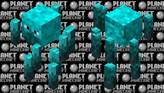 Soul blaze Minecraft Skin