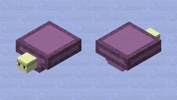 Shulker Turtle Minecraft Mob Skin
