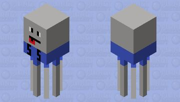 lifeless_squid Minecraft Mob Skin