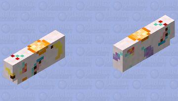 Fruit sock Minecraft Mob Skin
