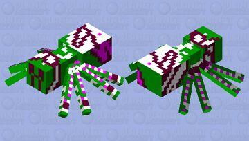 hysterian wisk scorpion Minecraft Mob Skin