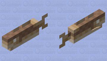Herobrine Cod Minecraft Mob Skin
