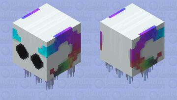Freaking wack looking horns 𝓉𝒽𝑒𝓎'𝓇𝑒 𝓂𝓎 𝒷𝒶𝒷𝓎~ Minecraft Mob Skin