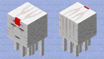 Teen Titans Go! Ghast (raven) Minecraft Mob Skin