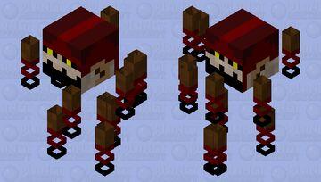 Gallu Version 2 Minecraft Mob Skin