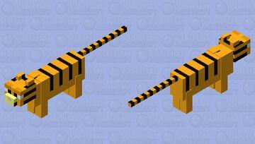 Garfield Minecraft Mob Skin