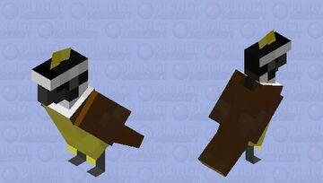 Bem-te-vi Minecraft Mob Skin