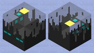 Odd Blaze Slime Minecraft Mob Skin