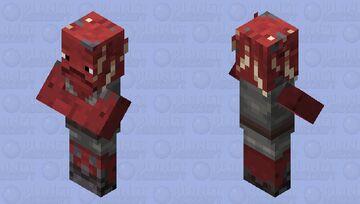 Strided Villager Minecraft Mob Skin