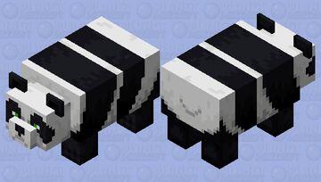 Panda Minecraft Mob Skin