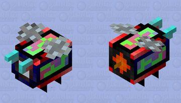 Seeker Drone (Energized) Minecraft Mob Skin
