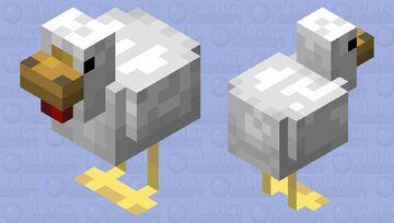 Better chicken Minecraft Mob Skin