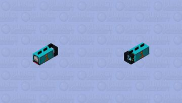 Thomas the Thermonuclear Bomb Minecraft Mob Skin