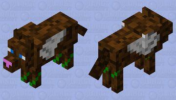 Mara oc for Pegasus book series Minecraft Mob Skin