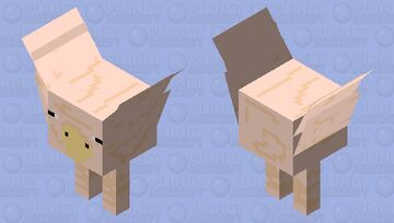 squonk Minecraft Mob Skin